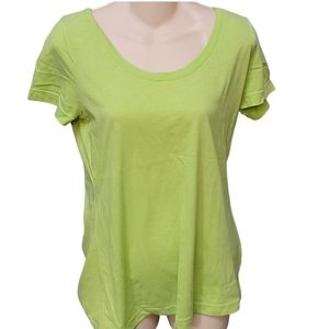 Gently Worn Mossimo Round Neck Casual Tee